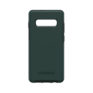 Samsung Galaxy S10+ Otterbox Green (Ivy Meadow) Symmetry Series Case