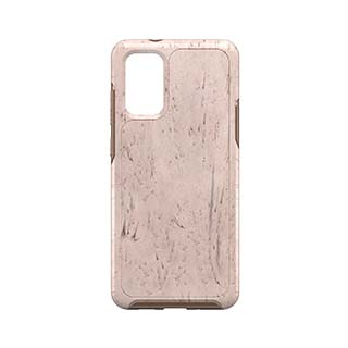 Samsung Galaxy S20+ OTterbox Red + Rose Gold (Set in Stone) Symmetry Series Case