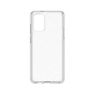 Samsung Galaxy S20+ Otterbox Symmetry Clear + Silver (Stardust) Series Case