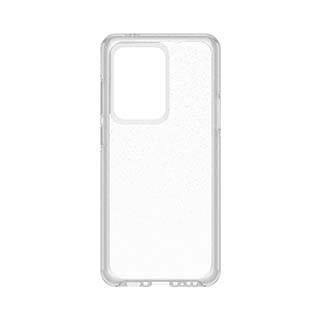 Samsung Galaxy S20 Ultra Otterbox Symmetry Clear + Silver (Stardust) Series Case