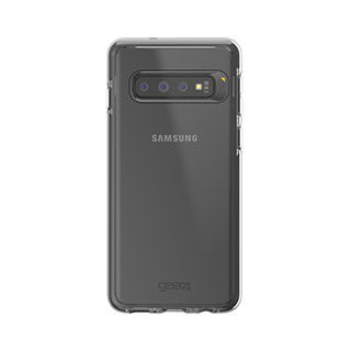 Samsung S10 Gear4 D30 Black Piccadilly Case