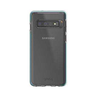 Samsung S10 Gear4 D30 Teal Piccadilly Case