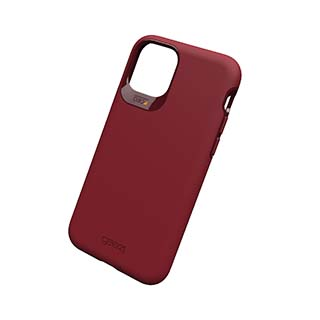 iPhone 11 Pro Gear4 D30 Red (Wine) Holborn Case