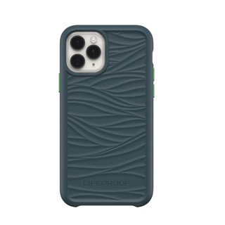 iPhone 11 Pro LiefProof Blue + Green (Neptune) Wake Recycled Plastic Case