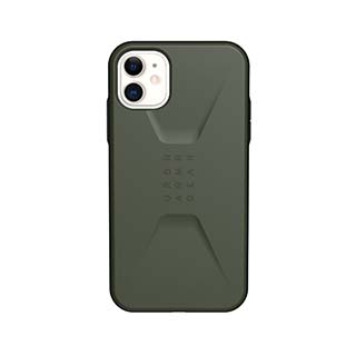 iPhone 11 UAG Green (Olive Drab) Civilian Case