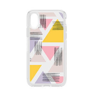 iPhone X + Xs Otterbox Love Triangle Symmetry Series Case